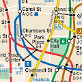 App Subway Map: NYC version 2015 APK