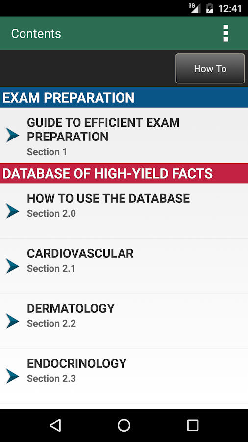 First Aid USMLE Step 2 CK 9/E Screenshot 1