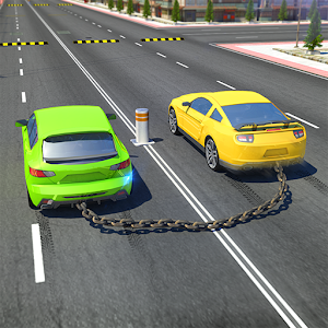 Chained Cars against Ramp Online PC (Windows / MAC)