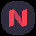 N+ Launcher - Nougat launcher 8.0 Icon
