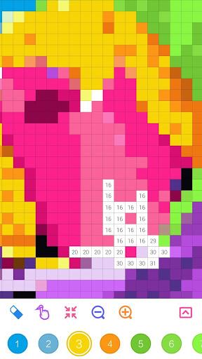 Number Darw - Sandbox Coloring For PC
