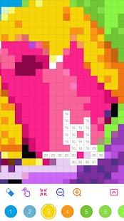 Number Darw - Sandbox Coloring