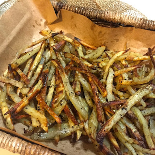 Sea Salt & Pepper Skinny Fries