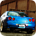 Game Skyline Drift Simulator APK for Kindle