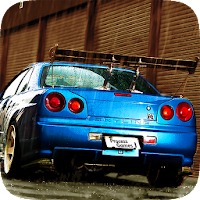 Skyline Drift Simulator For PC