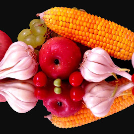 MIX DELIGHT by SANGEETA MENA  - Food & Drink Fruits & Vegetables (  )