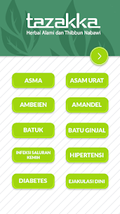 Resep Herbal Tazakka - screenshot
