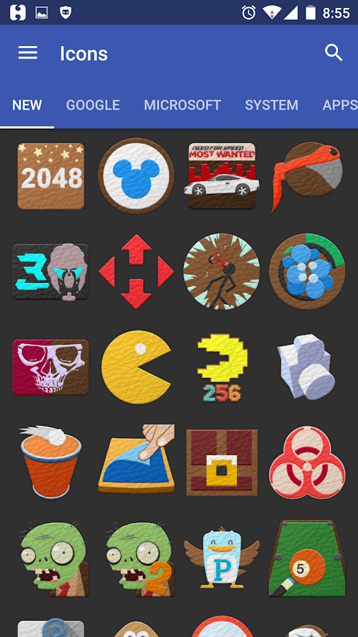 LeatherEx Icon Pack Screenshot 9