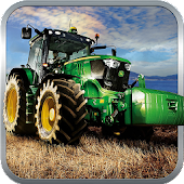 Game Real Tractor Farming Simulator 18 APK for Kindle