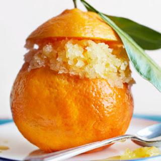 Orange Granita Recipes