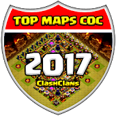 TOP Maps for Clash Clans 2017
