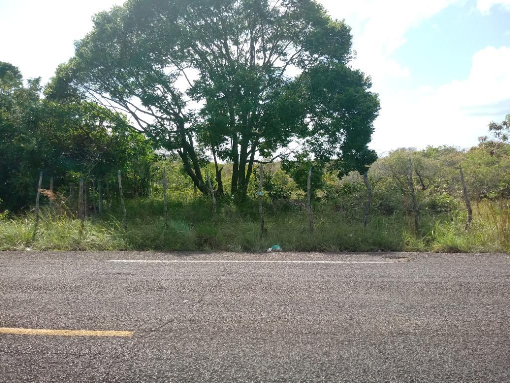 Terreno frente Alfalto PB008 Imperdível