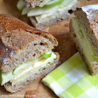 Brie Sandwich Recipes