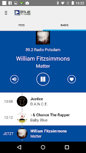 89.2 Radio Potsdam - screenshot