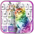 Lovely Caticorn Keyboard Theme