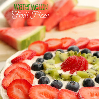 Fruit Pizza Cream Cheese Powdered Sugar Cool Whip Recipes