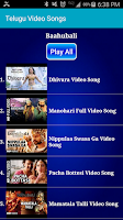 Screenshot of Telugu Video Songs