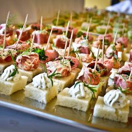 Little bites by Rebeka Legovic - Food & Drink Plated Food ( food and drink, foods, food, food shots, plated food, food photography,  )