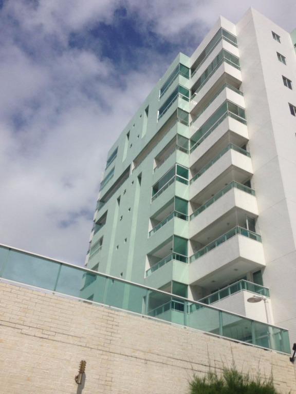 Apartamento com 3 dormitórios à venda, 120 m² por R$ 710.000 - Jardim Oceania - João Pessoa/PB