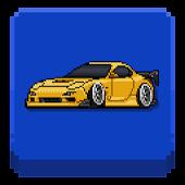 Free Pixel Car Racer APK for Windows 8