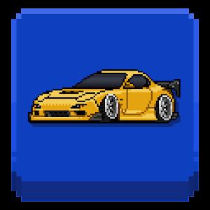 Pixel Car Racer for Lollipop - Android 5.0