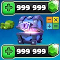 App FREE Gems calc for Clash Royale apk for kindle fire
