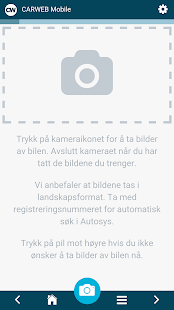 CARWEB Mobile - screenshot