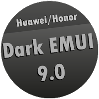 Dark EMUI 9 Theme for HuaweiHonor on PC (Windows & Mac)