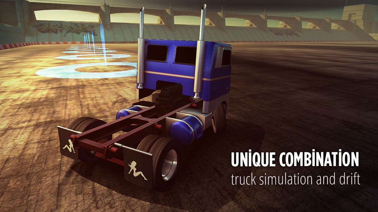 Drift Zone - Truck Simulator Screenshot 1