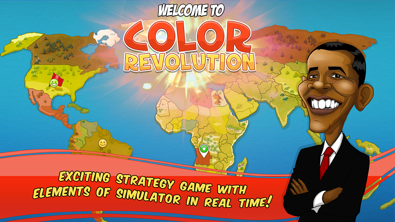 Strategy Color Revolution Screenshot 5