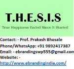 2.The Best PhD Thesis Writing Services in Nashik