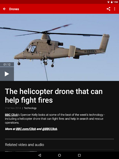 BBC News screenshot 12