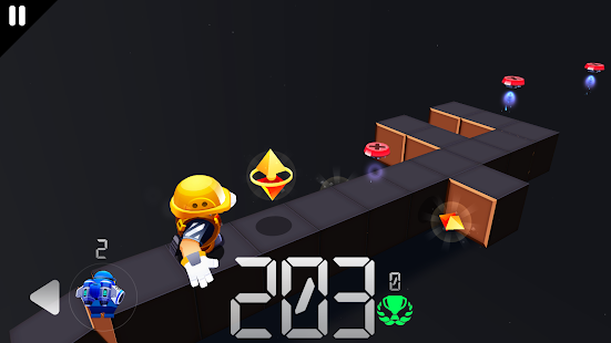 Box Runner - screenshot