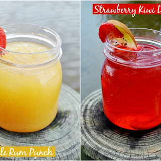 Apple Strawberry Kiwi Juice Recipes
