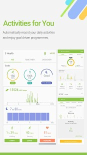 App S Health version 2015 APK