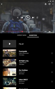 Free Music For YouTube: Stream APK screenshot thumbnail 8