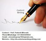 eBranding India is unique Content Writing Services in Jaipur