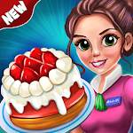 Bakery Shop : Restaurant Match 3 Game Icon