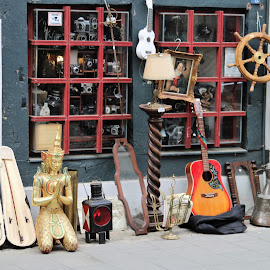second hand by Carola Mellentin - City,  Street & Park  Markets & Shops (  )