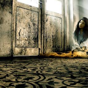WANT FREE by Endy Wiratama - Digital Art People ( canon, fashion, model, girl, hdr, female, woman, art, fine art, people )