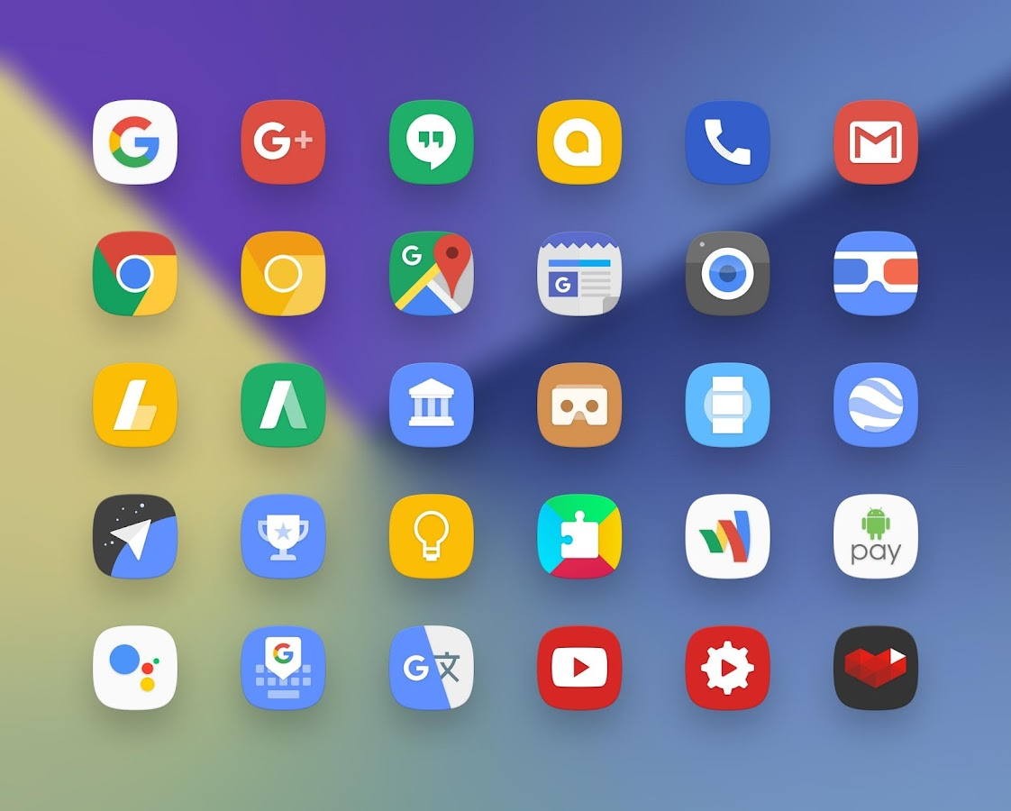 Grace UX - Icon Pack Screenshot 10