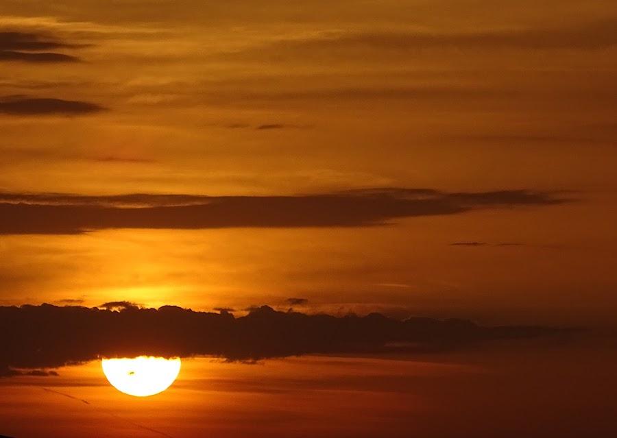 sunset in summer by Patrizia Emiliani - Landscapes Sunsets & Sunrises ( sunset, summer,  )