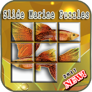 Slide Marine Puzzles for PC-Windows 7,8,10 and Mac