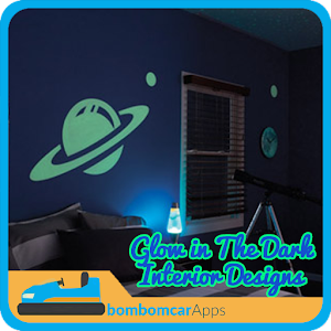 Glow In The Dark Room Designs 1.0
