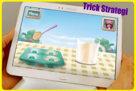 New Strawberry Shortcake Tips - screenshot