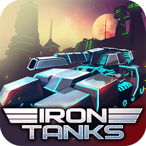 Cover art Iron Tanks - Online Battle