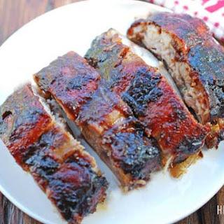 Healthy Oven Bbq Pork Ribs Recipes