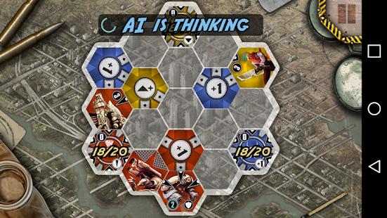 Neuroshima Hex Screenshot