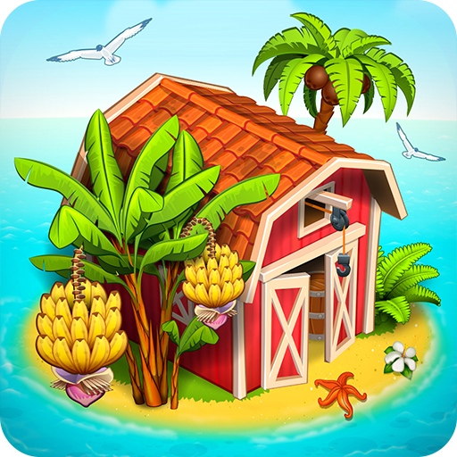 Farm Paradise: Hay Island Bay (game)