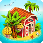 Farm Paradise: Hay Island Bay Icon